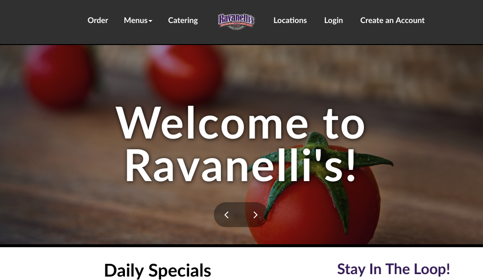 Ravanellis, Collinsville and Granite City, Illinois